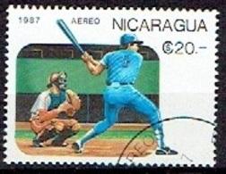 NICARAGUA # FROM 1987 STAMPWORLD 2877 - Nicaragua