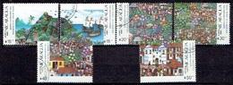 NICARAGUA # FROM 1987 STAMPWORLD 2889-94 - Nicaragua