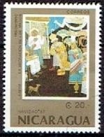 NICARAGUA # FROM 1987 STAMPWORLD 2906 - Nicaragua