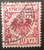 N°1297 TIMBRE DEUTSCHES OBLITERE - Alemania