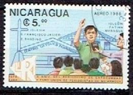 NICARAGUA # FROM 1988 STAMPWORLD 2918 - Nicaragua
