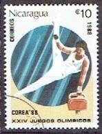 NICARAGUA # FROM 1988 STAMPWORLD 2919 - Nicaragua