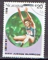 NICARAGUA # FROM 1988 STAMPWORLD 2922 - Nicaragua