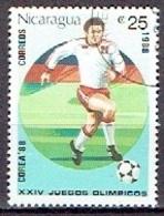 NICARAGUA # FROM 1988 STAMPWORLD 2923 - Nicaragua