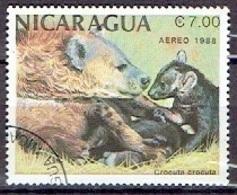 NICARAGUA # FROM 1988 STAMPWORLD 2932 - Nicaragua