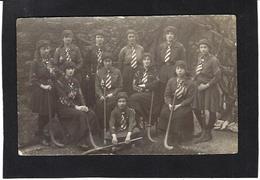CPA Scout Scoutisme éclaireurs Non Circulé Carte Photo RPPC - Scoutismo