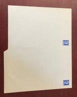 France, Entier Postal, Enveloppe Lettre Annonce Avec Réponse Payée, Bureau Commun Automobile, RARE ( D7 A ) 1957 - Postal Stamped Stationery
