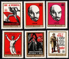 Hungary.  1969 The 50th Anniversary Of The Founding Of Soviet Republic. MNH - Ungebraucht