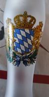 2 Verres à Bière Allemagne - Verres