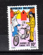 Madagascar  - 1972. Postino In Bicicletta. Bicycle Postman. MNH - Professioni