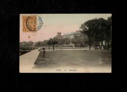 Cartolina Cina Bimd Of Shanghai   - With Stamp Not Sent - Cina