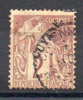GUYANE - YT N° 17 - Cote: 42,00 € - Französisch-Guayana (1886-1949)
