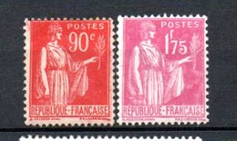 France Beau N° 285 + 289 **  A Saisir !!! - Frankreich