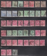 CAPE OF GOOD HOPE Lot Of Used Stamps - Duplication - Some Minor Faults - South Africa (...-1961)