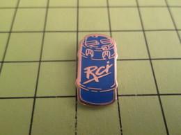 413c Pin's Pins / Beau Et Rare : THEME : MARQUES / BIDON PLASTIQUE RCI - Trademarks