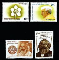 India Nº 744-755/6-761 Nuevo - India