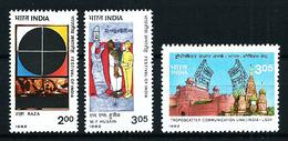 India Nº 727/8-733 Nuevo - India