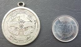 Lebanon 1980s Beautiful Metallic Medal - Lebanese Army Air Force - Otros