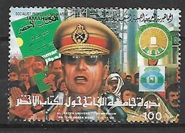 USED  STAMP  LIBYA - Libië