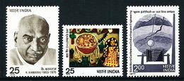 India Nº 483-500-505 Nuevo - India