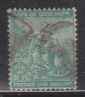 CAPE OF GOOD HOPE Scott # 51 Used - Hope & Symbols Of The Colony - South Africa (...-1961)