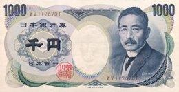 Japan 1.000 Yen, P-100b (1993) - AU/XF - Japan