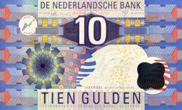 Netherlands 10 Gulden, P-99 (1.7.1997) - UNC - 10 Gulden