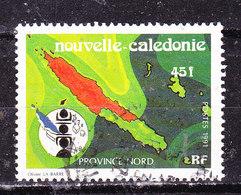 Nuova Caledonia 1991   Usato - Neukaledonien