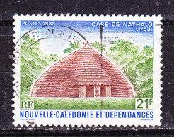 Nuova Caledonia 1988   Usato - Neukaledonien