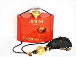 FLACON De PARFUM  FACTICE  DUMMY OPIUM De YVES SAINT LAURENT PARFUM  30  Ml - Factices
