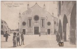 Treviso - Chiesa Di Santa Maria Maggiore - Treviso