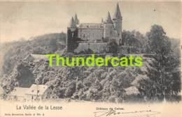 CPA CHATEAU DE CELLES LA VALLEE DE LA LESSE NELS SERIE 8 NO 2 - Houyet
