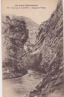 LE LAUZET (04) - Environs Du Lauzet - Gorges De L'Ubaye - Richaud 623 - Frankreich