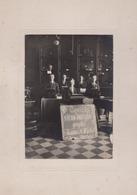 VERVIERS 1916 INSTITUT SAINT MICHEL Grande Photographie Sur Carton - Personas Anónimos