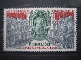 FRANCE    N° 1577 - OBLITERATION RONDE - Francia