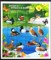 Antigua Barbuda 1995** Mi.2184-95 Ducks, MNH [18;133] - Canards