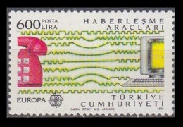 1988Turkey2809Europa Cept8,00 € - 1988