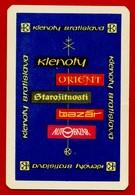 SMALL CALENDAR KLENOTY BRATISLAVA 1972 AK104-24 - Calendarios