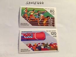 Germany Sports 1986 Mnh - [7] Federal Republic