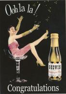 Vintage Robrt Opie Advertising Museum Postcard (100)  - Size: 15x10 Cm.aprox. - Publicidad