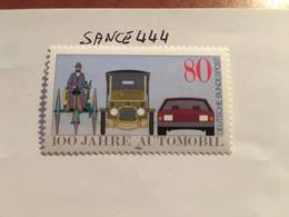Germany Automobile Centenary 1986 Mnh - [7] Federal Republic