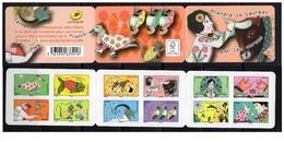 France 2015 - Prendre Le Taureau Par Les Cornes ** Stamp Booklet Mnh - Cruz Roja