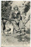 CPA 1908 * GERARDMER  Mendiant à La Roche Du Diable ( Gros Plan ) - Gerardmer
