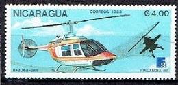 NICARAGUA # FROM 1988 STAMPWORLD 2943 - Nicaragua