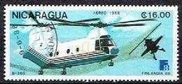NICARAGUA # FROM 1988 STAMPWORLD 2945 - Nicaragua