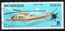 NICARAGUA # FROM 1988 STAMPWORLD 2946 - Nicaragua
