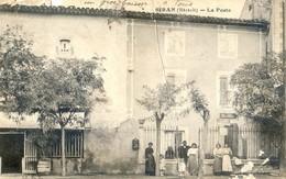 11 - Siran - La Poste - Other Municipalities