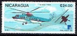 NICARAGUA # FROM 1988 STAMPWORLD 2947 - Nicaragua