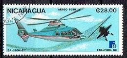 NICARAGUA # FROM 1988 STAMPWORLD 2948 - Nicaragua