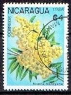 NICARAGUA # FROM 1988 STAMPWORLD 2961 - Nicaragua